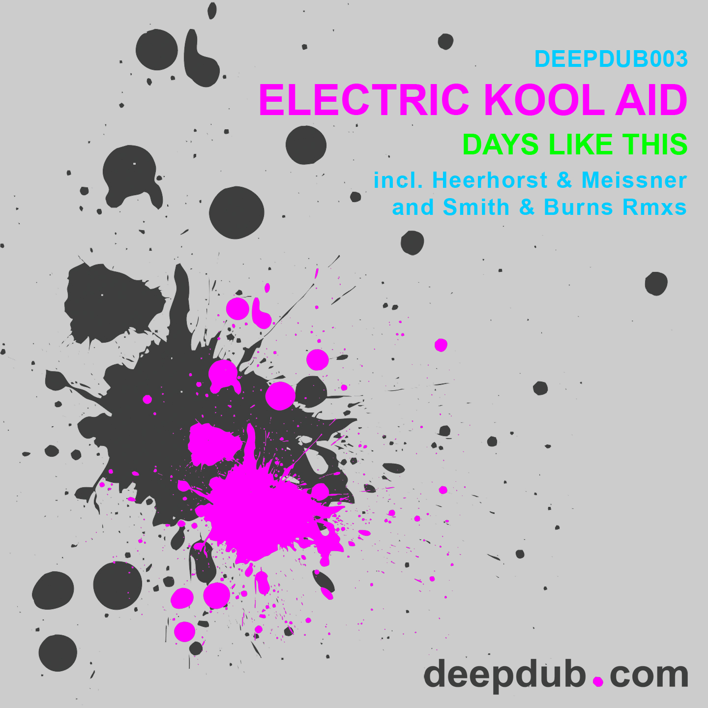deepdub003 - Electric Kool Aid - Days Like This